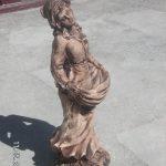 Çarşaflı Kız Maketi