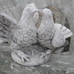 İkili Güvercin Figürü