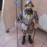 İspanyol Şövalye Figürü