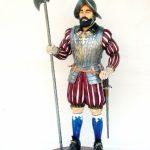İspanyol Şövalye Heykeli
