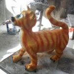 Şirin Kedi Maketi
