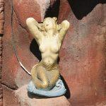 Açık Deniz Kızı Heykeli