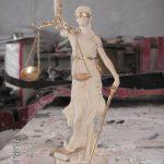 Adalet Kızı Maketi