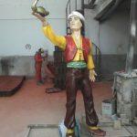 Aladdin Heykeli