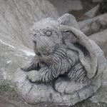Art Mini Tavşan Figürü