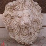 Aslan Kafası Heykeli