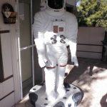 Astronot Maketi