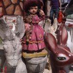 Ayıcıklı Kız Çocuk Maketi