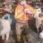 Ayakta Erkek Çoban Heykeli