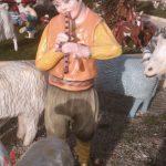 Ayakta Erkek Çoban Maketi