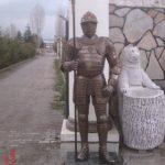 Büyük Şövalye Heykeli