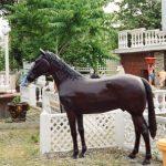 Büyük At Maketi
