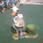 Büyük Bahçıvan Ördek Maketi