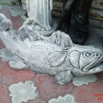 Büyük Balık Maketi