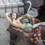 Büyük Deniz Kızı Maketi