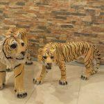 Büyük Hint Kaplanı Figürü
