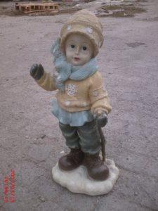 Bereli Erkek Çocuk Maketi