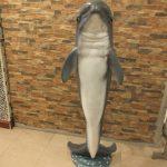 Biblo Yunus Balığı Maketi