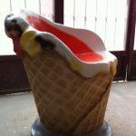 Dondurma Sandalye