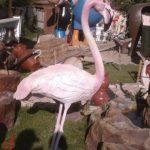 Flamingo Figürü