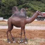 Hörgüçlü Deve Figürü