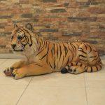Hint Yatan Kaplanı Figürü