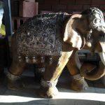 Jumbo Büyük Fil Figürü