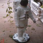 Küçük Astronot Maketi