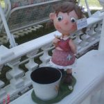 Küçük Kız Heykeli