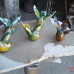 Küçük Kuş Figürü