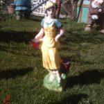 Küçük Sepetli Kız Maketi
