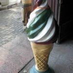 Külahta Dondurma Figürü
