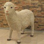 Kıbrıs Büyük Koyun Figürü
