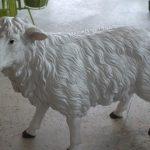 Kıbrıs Küçük Koyun Figürü