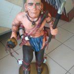Kızılderili Maketi