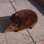 Kirpi Paspas Figürü