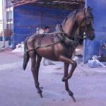 Koşumlu Kır At