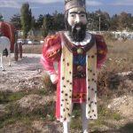 Kral Heykeli
