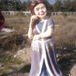 Kraliçe Maketi