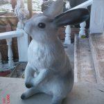 Kulaklı Tavşan Figürü