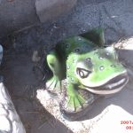 Kurbağa Figürü