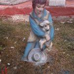 Kuzulu Kız Heykeli
