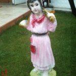Laz Kızı Çocuk Maketi