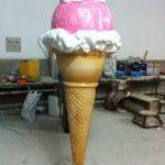 Maraş Dondurma Heykeli