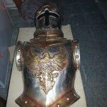 Metal Şövalye Zırhı