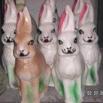Mini Tavşan Figürü