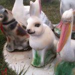 Mini Tavşan Maketi