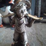Oduncu Çocuk Maketi
