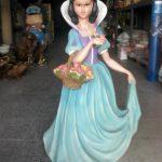 Orta Pamuk Prenses Figürü