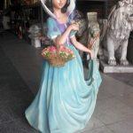 Orta Pamuk Prenses Maketi